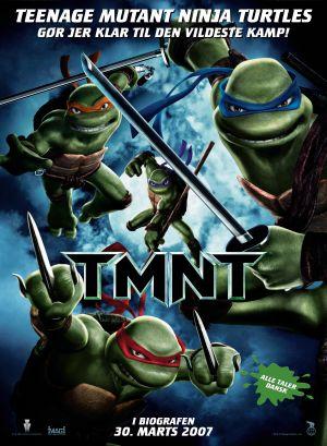 Teenage Mutant Ninja Turtles 2485x3389