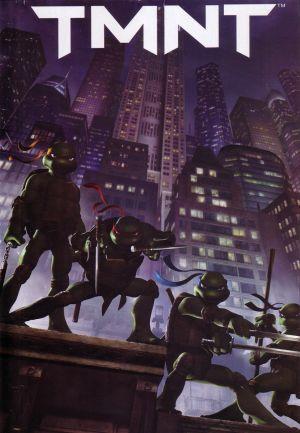 Teenage Mutant Ninja Turtles 1314x1896