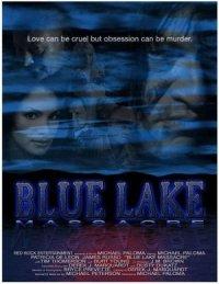 Blue Lake Massacre poster