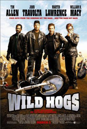 Wild Hogs 433x640