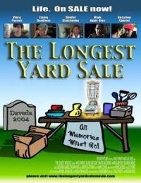 The Longest Yard Sale poster