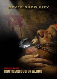 Brotherhood of Blood poster