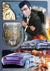 Agent Crush poster