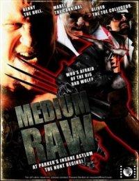 Medium Raw: Night of the Wolf poster