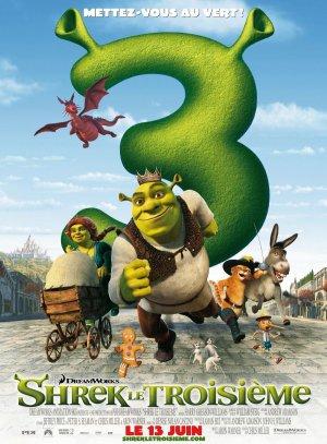 Shrek the Third 900x1220