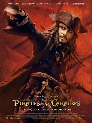 Pirates of the Caribbean: At World's End 700x933