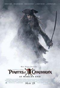 Pirati dei Caraibi - Ai confini del mondo poster
