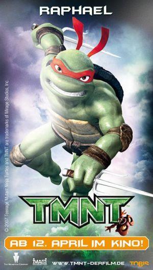 Teenage Mutant Ninja Turtles 427x755