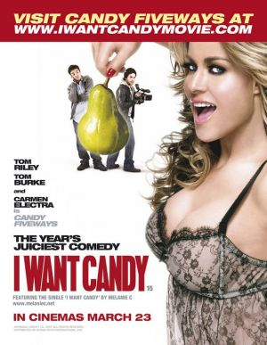 I Want Candy 586x755