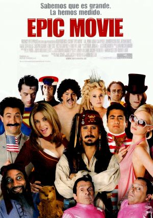 Epic Movie 1755x2500