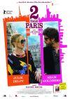 2 Days in Paris poster