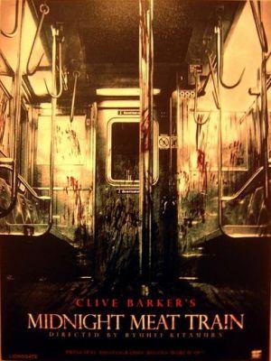 The Midnight Meat Train 388x517