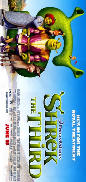 Shrek the Third 2116x4486