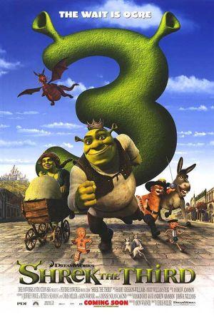 Shrek the Third 500x747