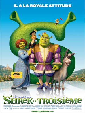 Shrek the Third 700x927