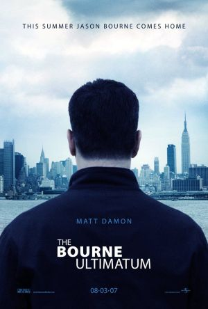 The Bourne Ultimatum 810x1200