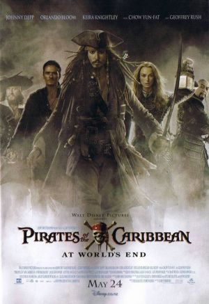 Pirates of the Caribbean: At World's End 702x1023