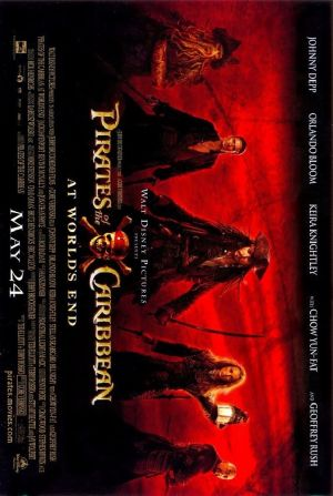 Pirates of the Caribbean: At World's End 828x1234