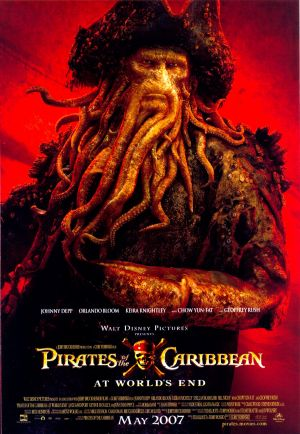 Pirates of the Caribbean: At World's End 1517x2197