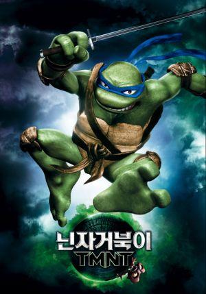 Teenage Mutant Ninja Turtles 629x900