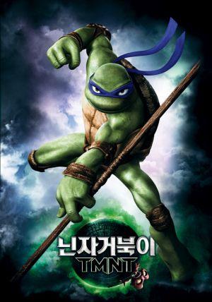 Teenage Mutant Ninja Turtles 631x900