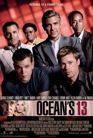Ocean's Thirteen 509x755