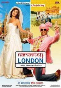 Namastey London - Jetzt bockt die Braut poster