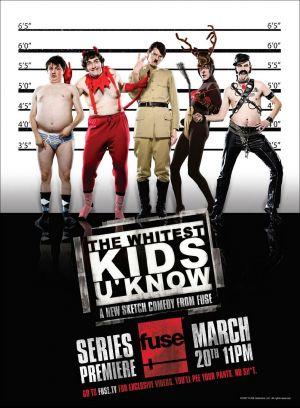 The Whitest Kids U'Know 1102x1500