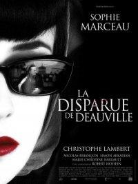 La disparue de Deauville poster