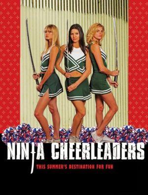 Ninja Cheerleaders 450x593