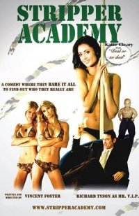 Stripper Academy poster