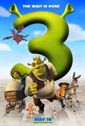Shrek the Third 510x755