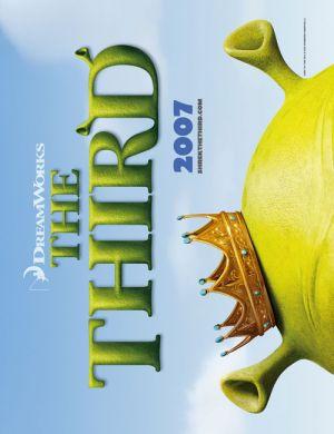 Shrek the Third 500x650