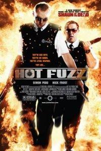 Hot fuzz - Ostre psy poster