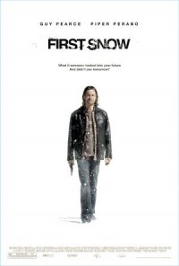 First Snow poster