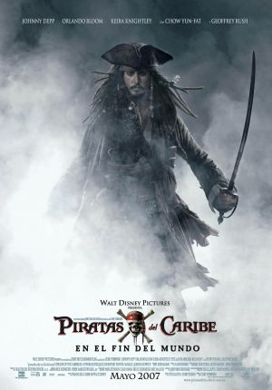 Pirates of the Caribbean: At World's End 1746x2500