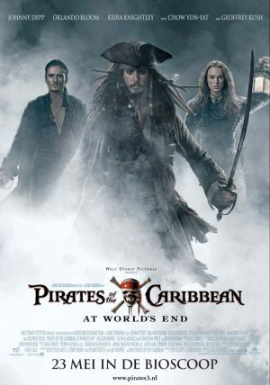 Pirates of the Caribbean: At World's End 842x1200