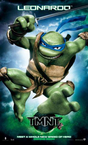 Teenage Mutant Ninja Turtles 700x1149