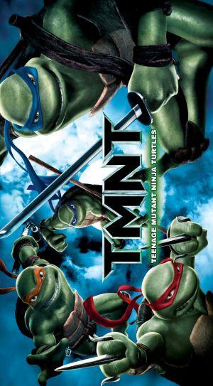 Teenage Mutant Ninja Turtles 1618x2928