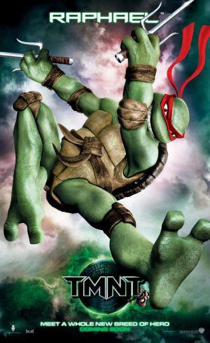 Teenage Mutant Ninja Turtles 700x1142