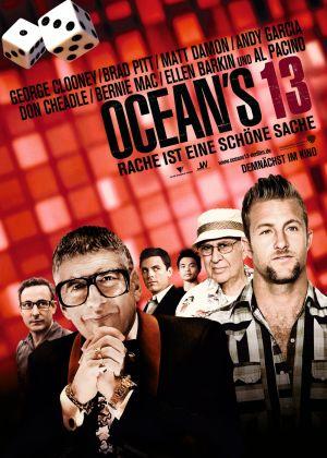 Ocean's Thirteen 1000x1400