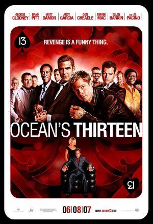 Ocean's Thirteen 1029x1500