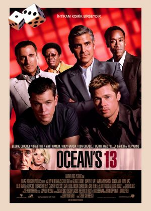 Ocean's Thirteen 1417x1984