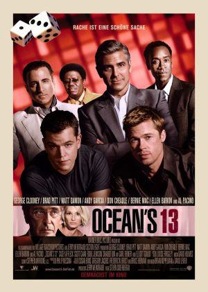 Ocean's Thirteen 997x1400
