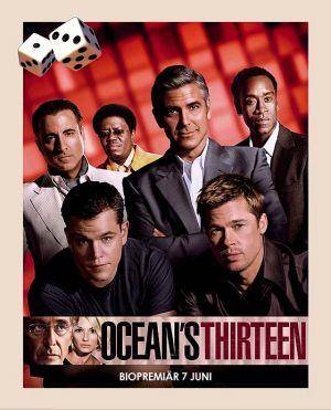 Ocean's Thirteen 560x692