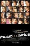 Music and Lyrics Poster