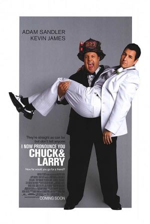 I Now Pronounce You Chuck & Larry 500x748