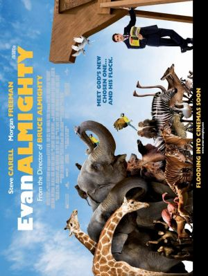 Evan Almighty 751x1000