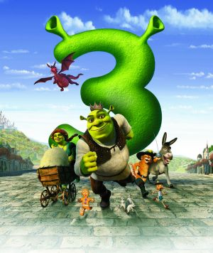 Shrek the Third 1128x1340