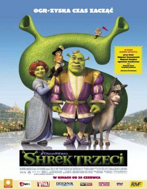 Shrek the Third 624x800